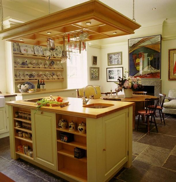 кухонная мебель от Tim Wood Limited