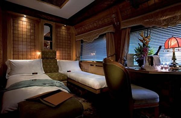 Восточный экспресс: спальные места