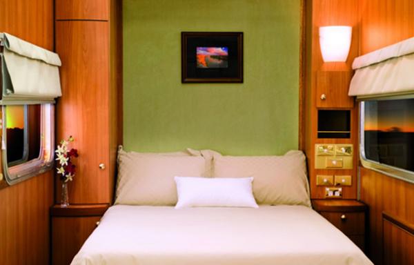 Экспресс «Ghan»:  спальня