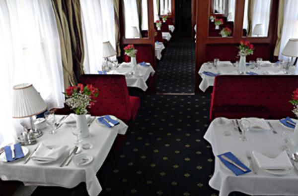 Экспресс «Danube»: ресторан