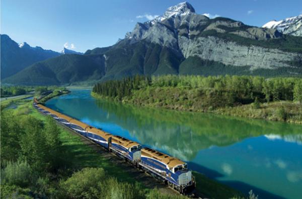 Поезд «Rocky Mountaineer»