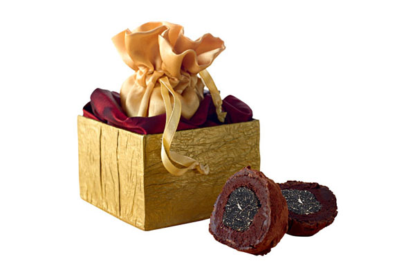 Шоколадный десерт Книсшильдта