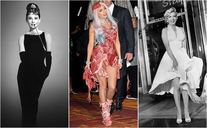 10 знаковых платьев, которые известны всем и каждому