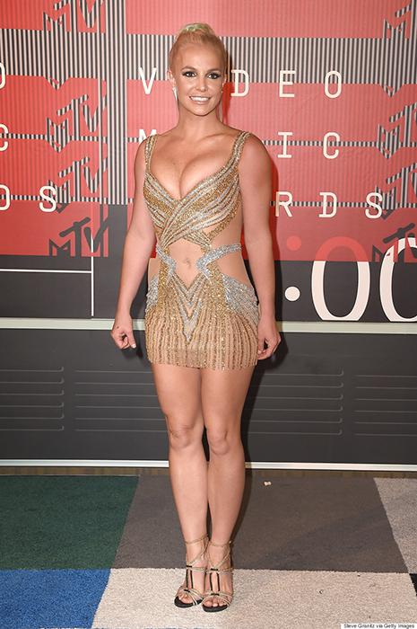 Бритни Спирс - Video Music Awards 2015