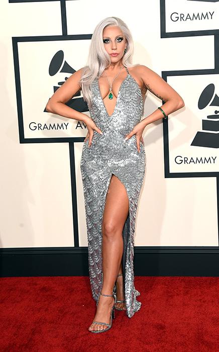 Леди Гага -  Grammy Awards 2015