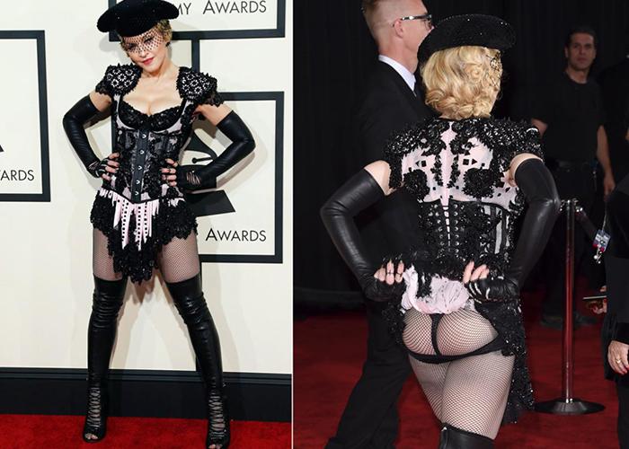 Мадонна -  Grammy Awards 2015