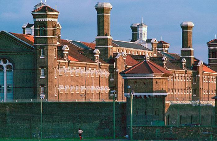 Тюрьма Уормвуд-Скрабс