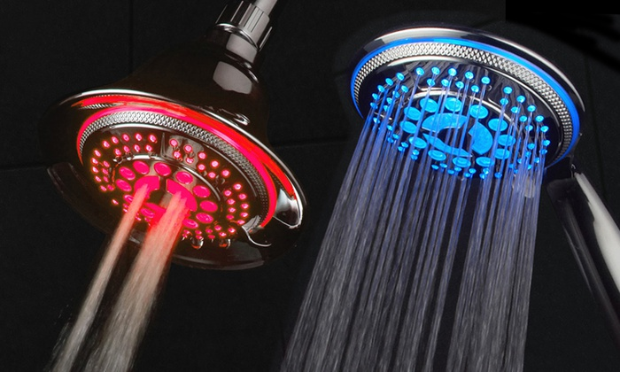 Light water temperature sensors for the soul