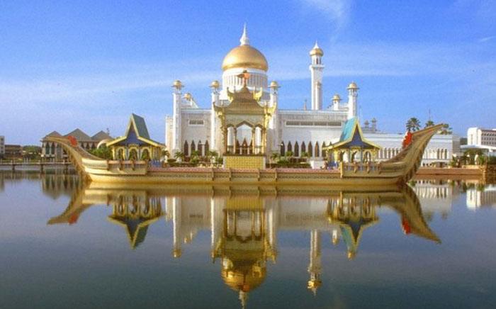 Бруней, $ 73,823