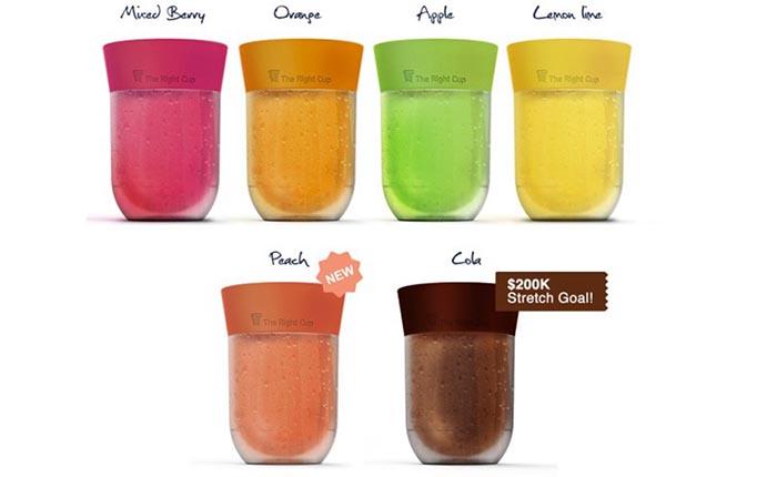 Разные ароматы Правильной чашки