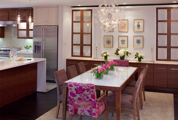 Gorgeous dining room tables