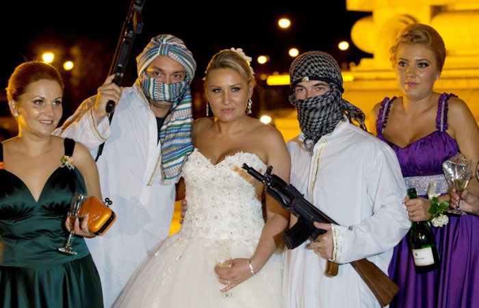 Кража невесты – Румыния