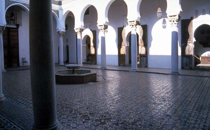 Дар аль-Махзен, Марокко