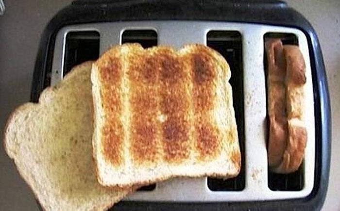 Секреты тостера