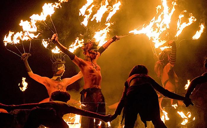 10 массовых сатанинских праздников, которые проводятся по всему миру