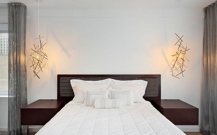 30 удивительных спален в скандинавском стиле от лучших дизайнерских