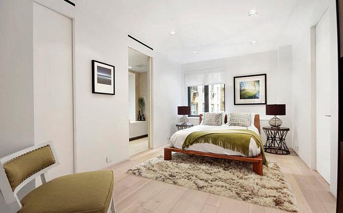 Интерьер спальни в скандинавском стиле от  Studio D