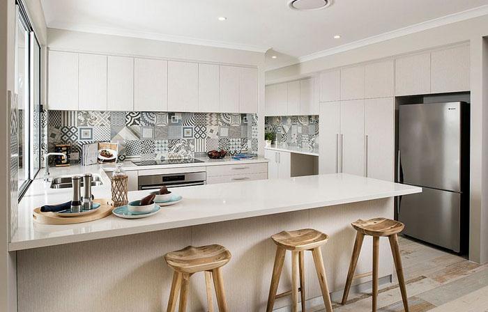 Интерьер кухни от Jodie Cooper Design