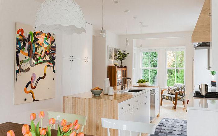 Интерьер кухни от Terrat Elms Interior Design
