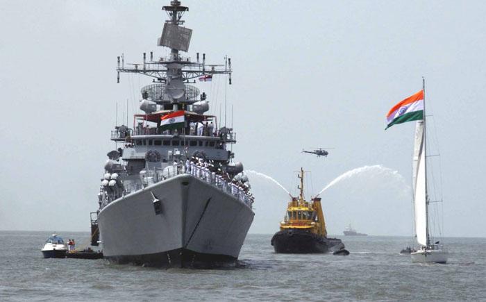Военно-морской флот Индии