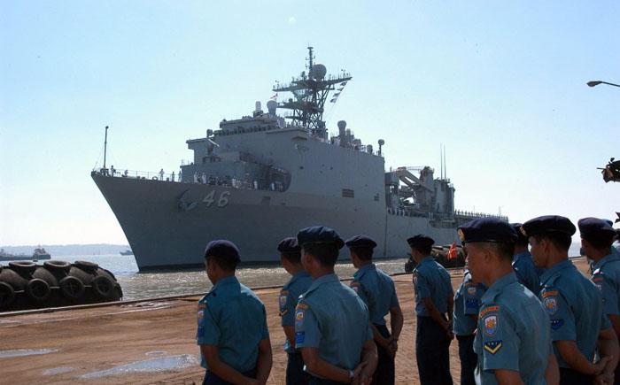 Военно-морской флот Индонезии