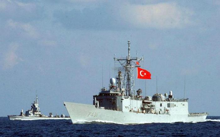 Турецкий военно-морской флот