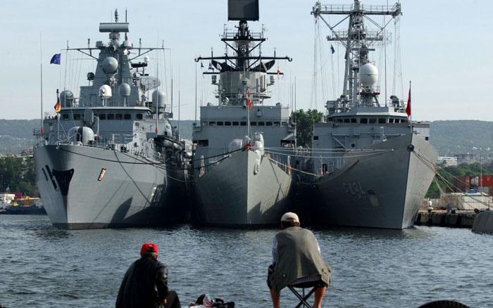 Испанский военно-морской флот