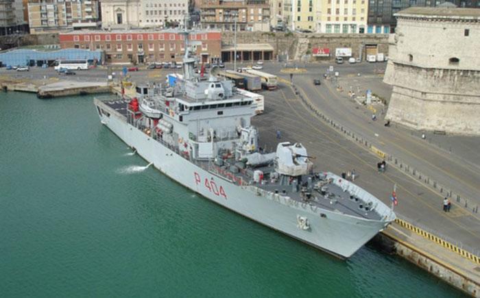 Военно-морской флот Италии