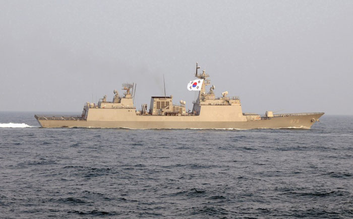 Военно-морской флот республики Корея