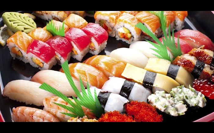 Из чего делают суши