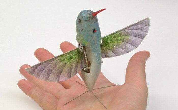 Колибри-дрон