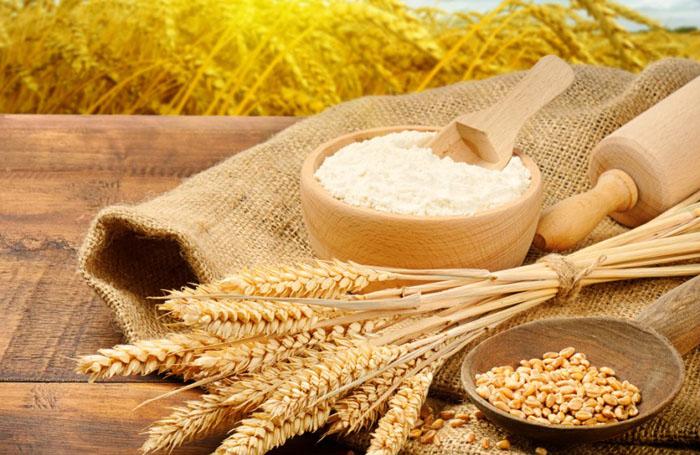 Пшеница – фекалии грызунов