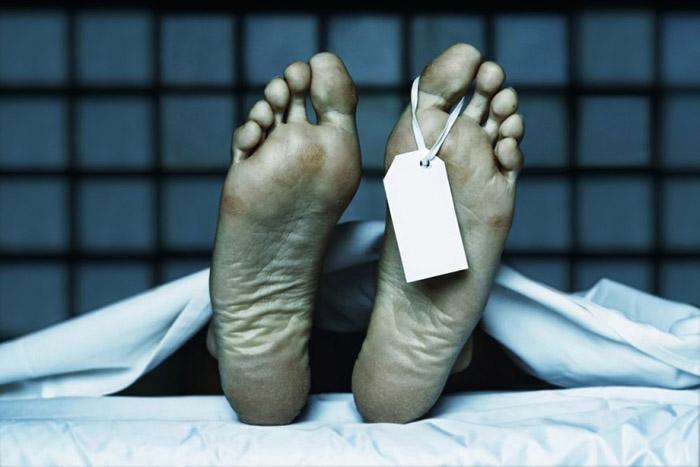 Мертвые тела