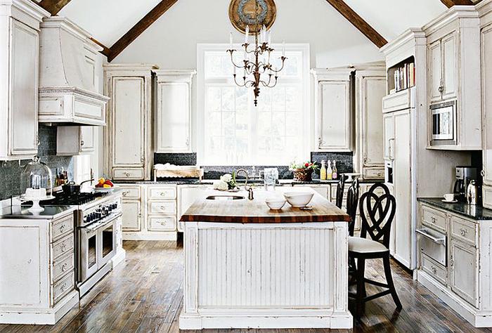 Интерьер кухни от Harrison Design Associates