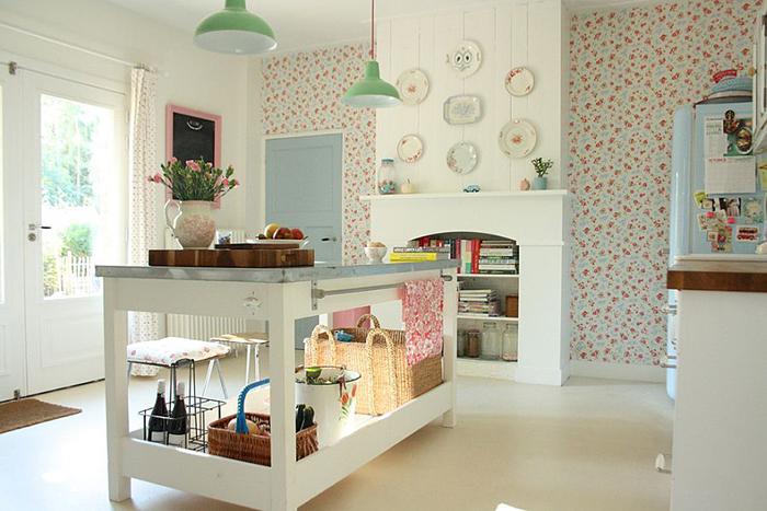 Интерьер кухни от Holly Marder