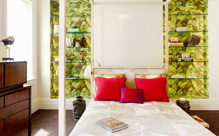 Спальня для гостей  от McMillen