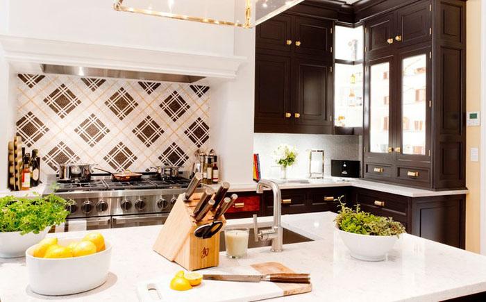 Кухня от Christopher Peacock