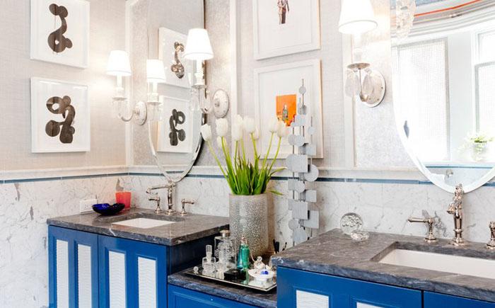 Ванная комната от Peter J. Sinnott IV