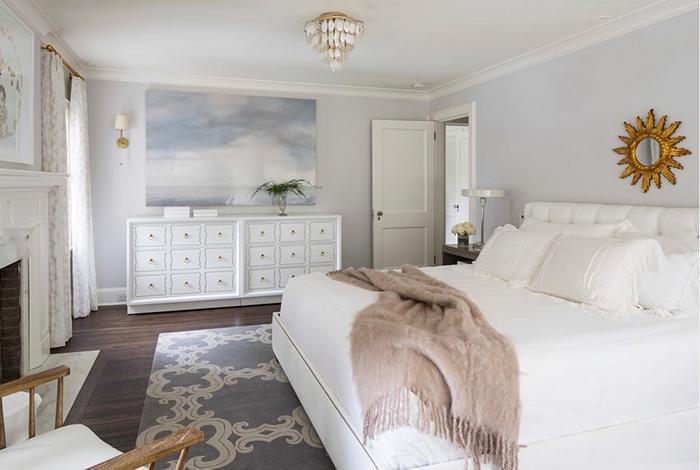 Интерьер спальни от MarthaO'Hara