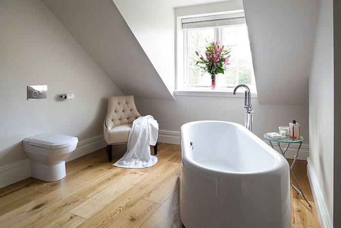 Интерьер ванной от James Hargreaves Bathrooms