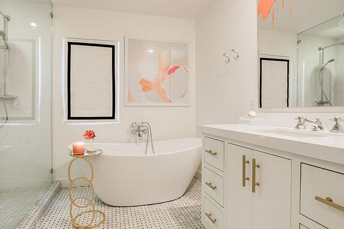 Интерьер ванной от Alphapex Construction Services