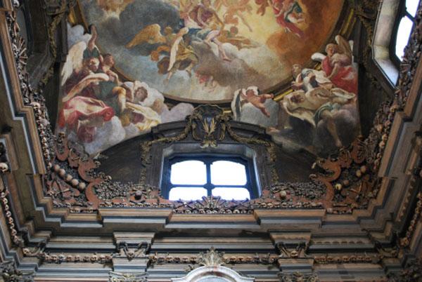 Церковь Сан Бернардино алле Осса