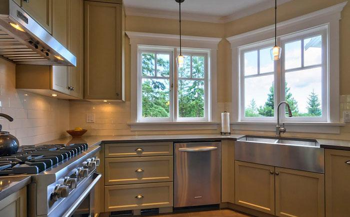 Интерьер кухни от SHED Architecture  Design