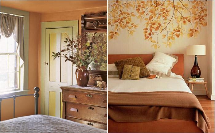 8 способов создать уютную атмосферу в осенней спальне
