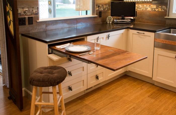 Интерьер кухни от RJ Austin Interior Design