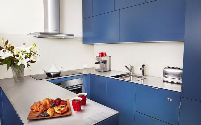 Интерьер кухни от Brilliant Colour Concepts