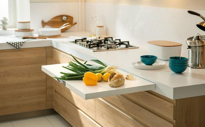 Интерьер кухни от Schmidt Kitchens Palmers Green