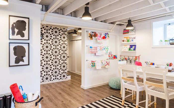 10 Creative Examples For Dividing Small Spaces: Советы дизайнеров: 10 хитростей для малогабаритного жилья