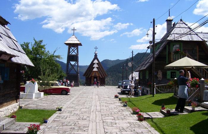 Дрвенград, Босния