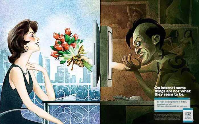 В інтернеті деякі речі виявляються не тим, чим є насправді